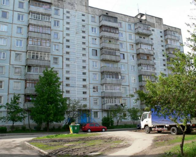 Серийные дома Украины - 111-101