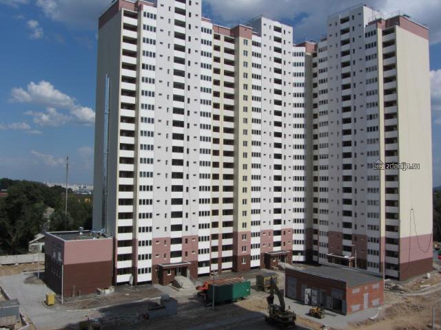 Типовые дома Украины - Серия АППС