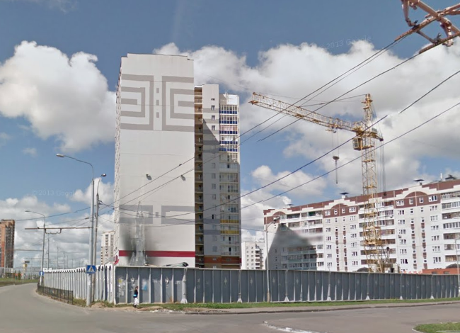 2. Казань Сахарова 18