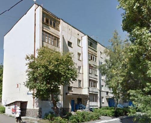 Серия 86, Челябинск (отр.адм.) Подскажите и мне по серии пятиэтажки