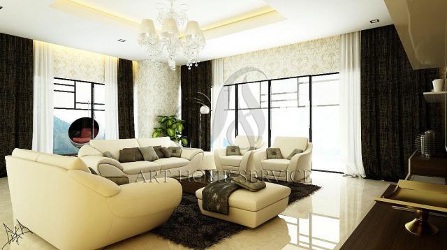Art Home Service - Дизайн интерьеров, ландшафтный дизайн в Москве