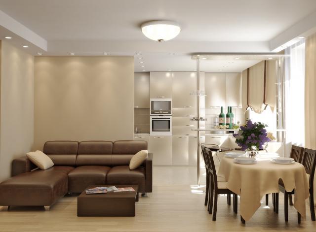Квартира на Сходненской