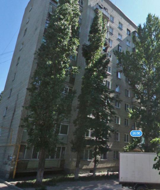 1-447С-25 Симбирцева 26/30 Саратов, кирпичный 10-этажный дом (отр. адм.) серия и тип проекта дома?