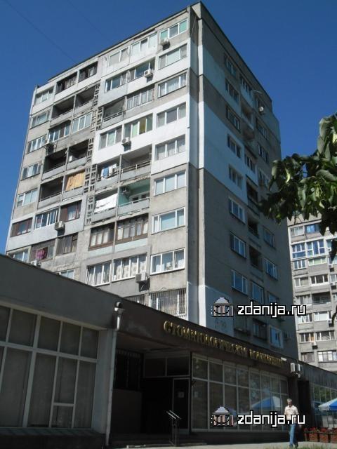 Помогите определить серию домов