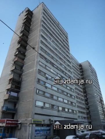 Москва, Аминьевское шоссе, дом 15 (ЗАО, район Очаково-Матвеевское)