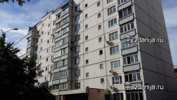 Москва, Старомарьинское шоссе, дом 18, Серия П-46 (СВАО, район Марьина Роща)