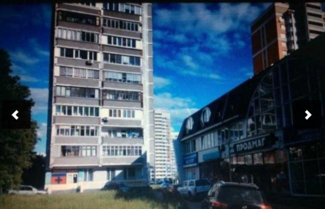Москва, Рублевское шоссе, дом 83, корпус 4 (ЗАО, район Кунцево)