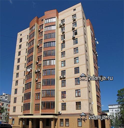 Москва, улица Верхняя Масловка, дом 28, корпус 2 (САО, район Савеловский)