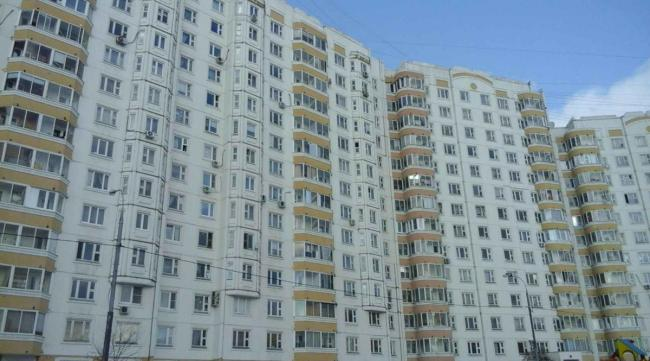 Москва, улица Маршала Кожедуба, дом 14, Серия п3м (ЮВАО, район Люблино)