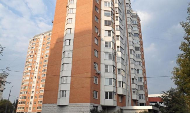 Москва, 13-я Парковая улица, дом 28, корпус 2, Серия П-44т (ВАО, район Северное Измайлово)