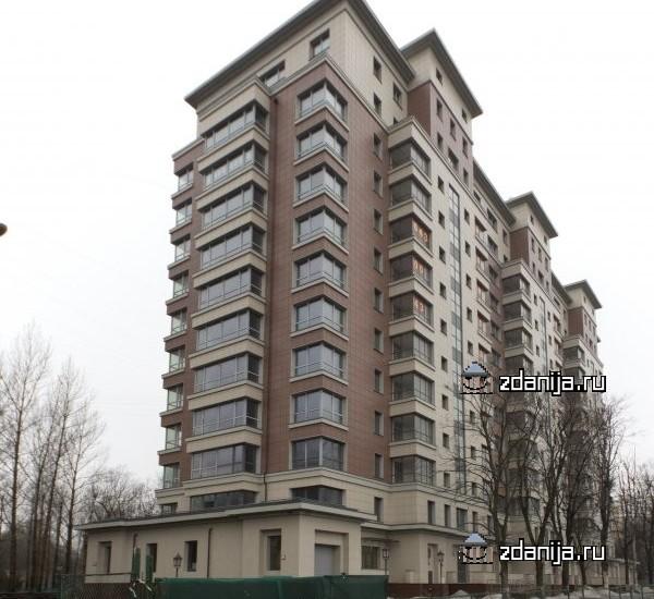 Москва, Молодогвардейская улица, дом 8, корпус 1 (ЗАО, район Кунцево)