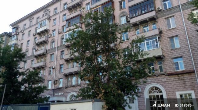 Москва, улица Алабяна, дом 10, корпус 6 (САО, район Сокол)