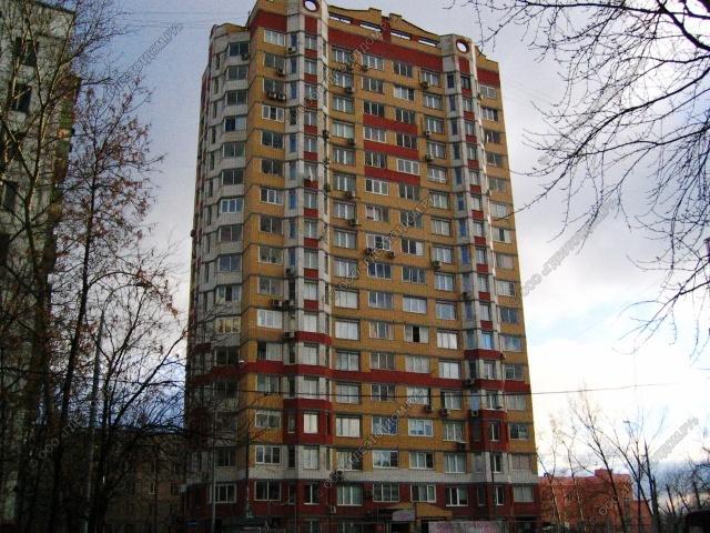 Москва, Старомарьинское шоссе, дом 14 (СВАО, район Марьина Роща)