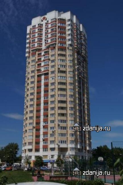 Москва, улица Лобачевского, дом 45 (ЗАО, район Очаково-Матвеевское)