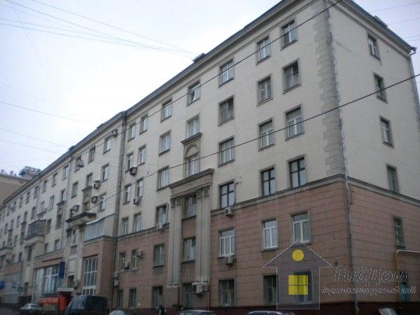 Москва, Волгоградский проспект, дом 17, строение 1 (ЦАО, район Таганский)