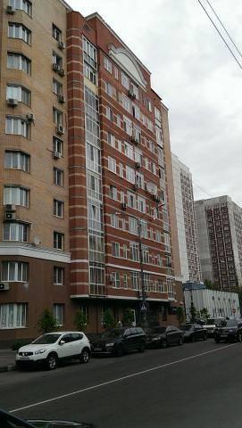 Москва, улица Академика Пилюгина, дом 18 (ЮЗАО, район Ломоносовский)