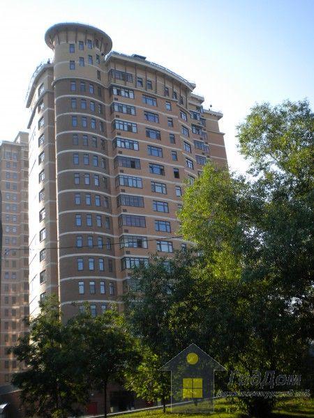 Москва, улица Академика Пилюгина, дом 22, корпус 1 (ЮЗАО, район Ломоносовский)