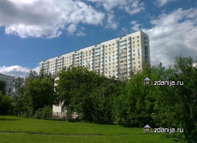 Москва, Волгоградский проспект, дом 110, корпус 3, Серия И-155 (ЮВАО, район Кузьминки)