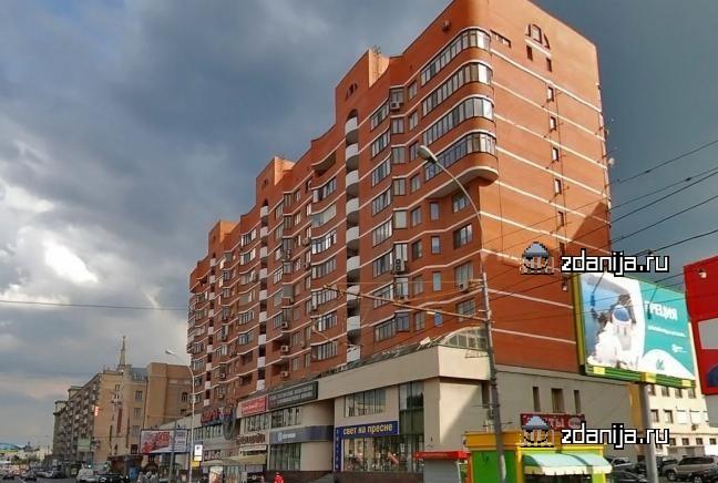 Москва, улица Красная Пресня, дом 21 (ЦАО, район Пресненский)