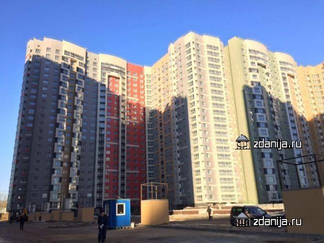 Москва, улица Лобачевского, дом 118, корпус 4, Серия ЦВП-4570-II-63 (ЗАО, район Раменки)