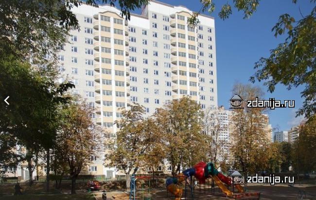 Москва, Рублевское шоссе, дом 91, корпус 2, Серия 111М (ЗАО, район Кунцево)