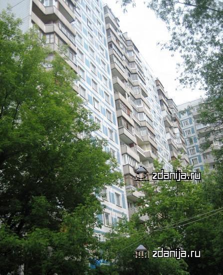 Москва, Рязанский проспект, дом 74, Серия П-44 (ЮВАО, район Выхино-Жулебино)
