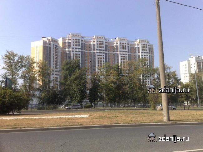 Москва, Рублевское шоссе, дом 89, Серия C-222 (ЗАО, район Кунцево)