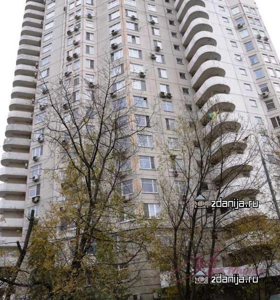 Москва, бульвар Маршала Рокоссовского, дом 39, корпус 1 (ВАО, район Богородское)