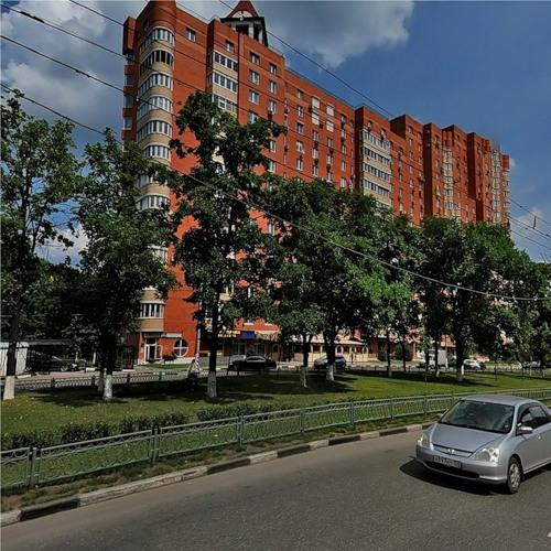 Москва, Волгоградский проспект, дом 145, корпус 2 (ЮВАО, район Кузьминки)