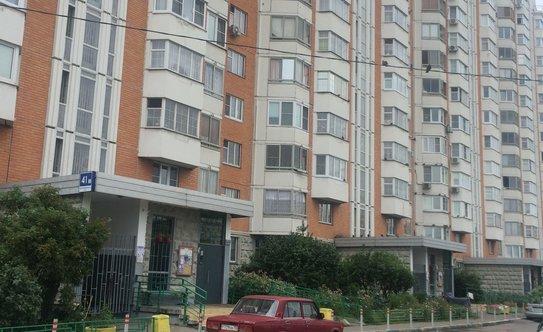Москва, Белореченская улица, дом 41, корпус 2, Серия П-44т (ЮВАО, район Марьино)