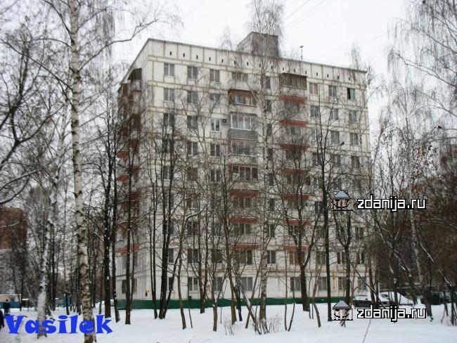 Москва, Ельнинская улица, дом 18, корпус 1 (ЗАО, район Кунцево)