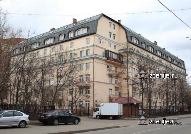 Москва, улица Маршала Новикова, дом 12, корпус 1 (СЗАО, район Щукино)