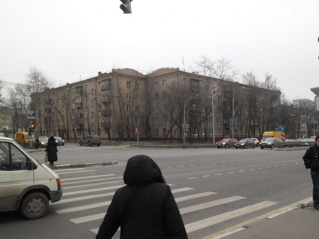 Москва, Аминьевское шоссе, дом 28, корпус 1, Серия II-14-32 (ЗАО, район Фили-Давыдково)