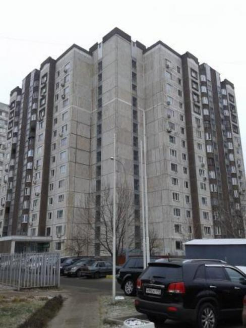 Москва, Рублевское шоссе, дом 24, корпус 1, Серия П-55 (ЗАО, район Кунцево)