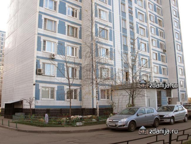 Москва, Рублевское шоссе, дом 42, корпус 2, Серия П-44 (ЗАО, район Крылатское)