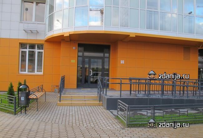 Москва, Рублевское шоссе, дом 70, корпус 5 (ЗАО, район Крылатское)