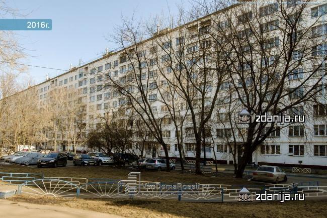 Москва, Судостроительная улица, дом 43, корпус 1, Серия МГ-601 (ЮАО, район Нагатинский Затон)