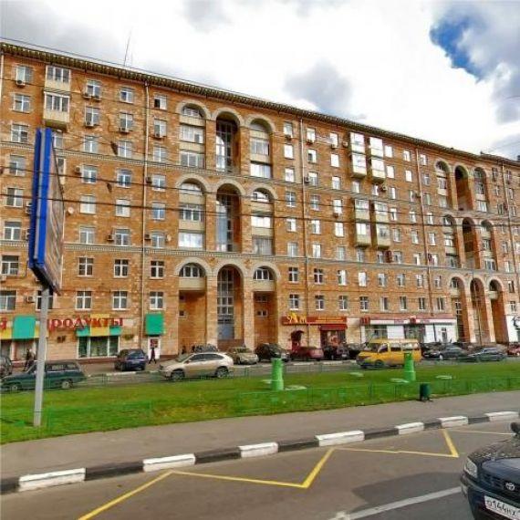 Москва, Ломоносовский проспект, дом 18 (ЮЗАО, район Гагаринский)