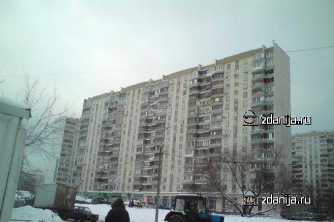 Москва, Мичуринский проспект, дом 31, корпус 4, Серия П-44 (ЗАО, район Раменки)