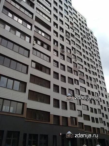 Москва, улица Верхняя Масловка, дом 25, корпус 1 (САО, район Аэропорт)