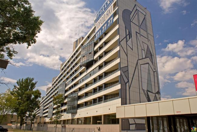 Москва, Ленинградское шоссе, дом 37, корпус 1 (САО, район Войковский)