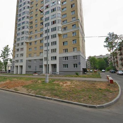 Москва, Ельнинская улица, дом 8, Серия C-222 (ЗАО, район Кунцево)