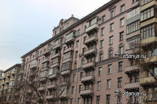 Москва, улица Алабяна, дом 10, корпус 2 (САО, район Сокол)