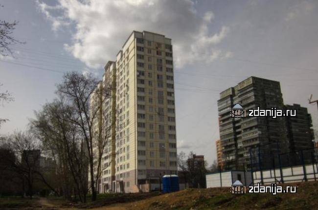 Москва, Фестивальная улица, дом 30, корпус 2 (САО, район Ховрино)