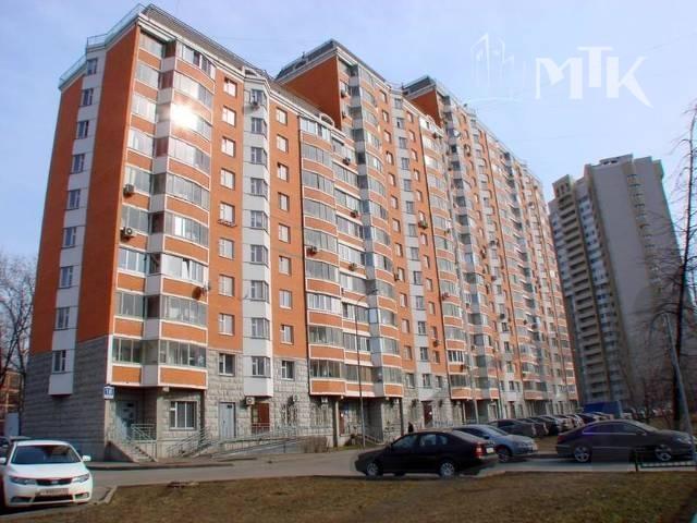 Москва, улица Яблочкова, дом 18, Серия П-44т (СВАО, район Бутырский)