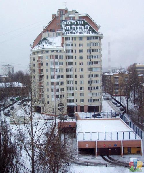 Москва, Никитинская улица, дом 31, корпус 2 (ВАО, район Северное Измайлово)
