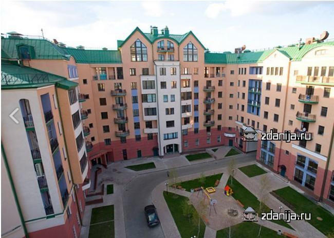 Москва, Ельнинская улица, дом 15, корпус 2 (ЗАО, район Кунцево)