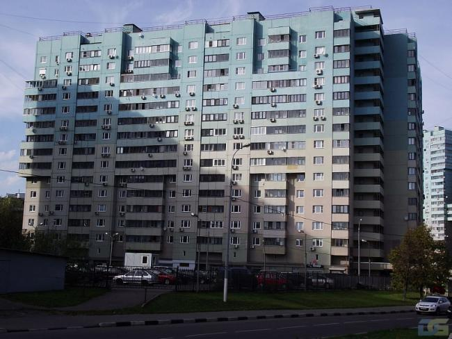 Москва, улица Академика Пилюгина, дом 6 (ЮЗАО, район Ломоносовский)