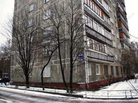 Москва, улица Комдива Орлова, дом 2/37, корпус 3, Серия И209а (СВАО, район Марфино)