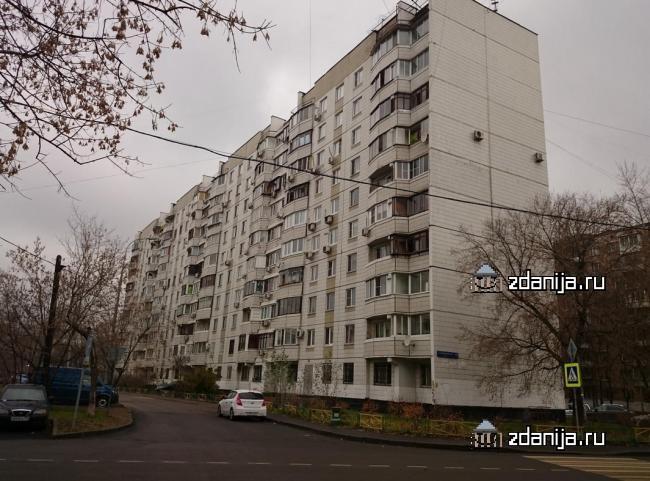 Москва, Старомарьинское шоссе, дом 23, Серия П-44 (СВАО, район Марьина Роща)